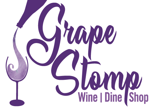 Grape Stomp logo 2019