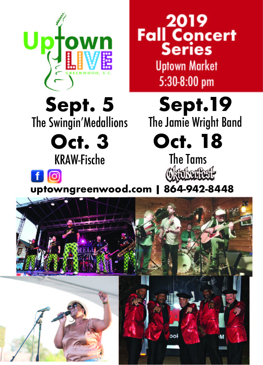 Uptown Live Fall