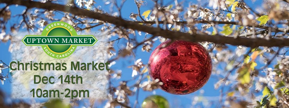 Christmas market banner dec142019