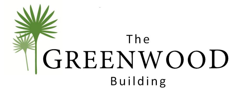 The Greenwood Building Logo